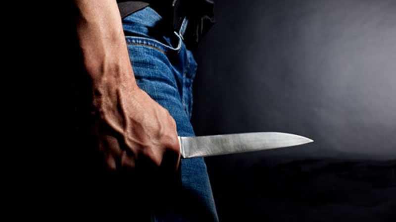 Resultado de imagem para ameaça faca