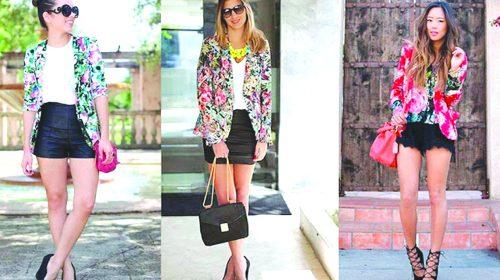 A primavera está chegando! Oito tendências de moda para dias de sol
