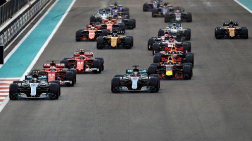 FIA anuncia calendário da F1 para 2018