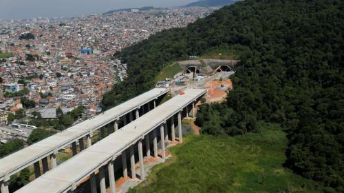 Oferta de R$ 883 milhões marca concessão do Trecho Norte do Rodoanel