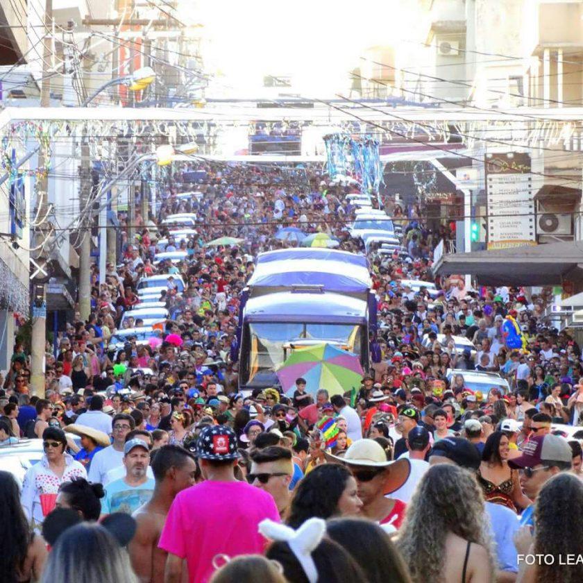 Carnaval 2019:Decreto de Mársico disciplina o tráfegode veículos e a prática de comércio ambulante