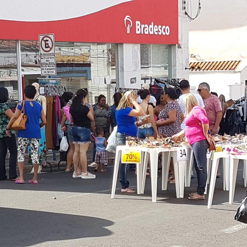 Liquida Taquá atrai grande público ao comércio de Taquaritinga