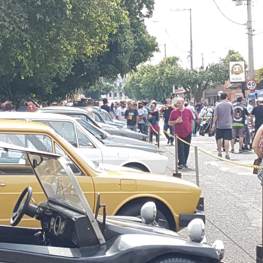20° Encontro de Carros Antigos de Taquaritinga atrai grande público