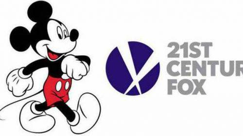 Compra da Fox pela Disney está para ser concluída