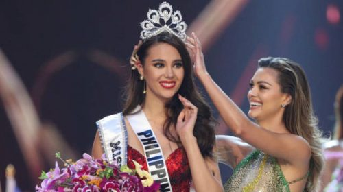 Filipina vence o Miss Universo 2018