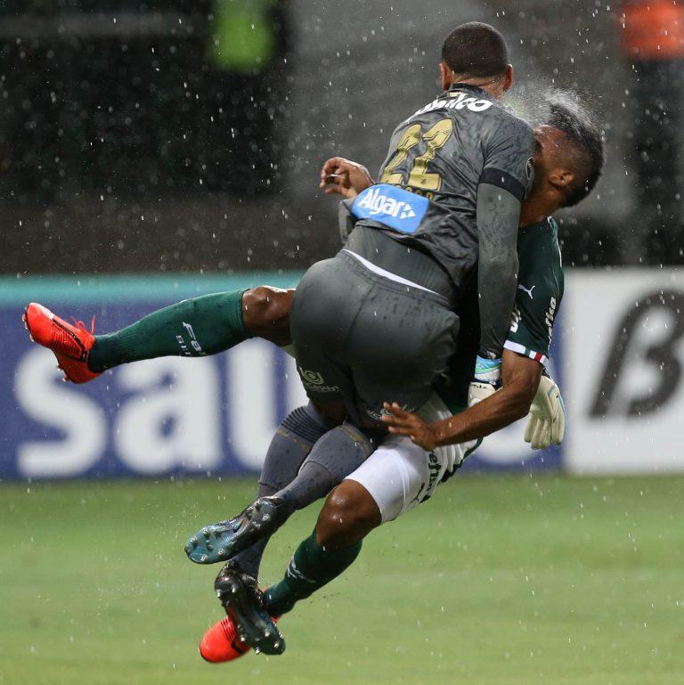 Palmeiras soma ponto contra Santos no Allianz Parque e segue líder do Grupo B