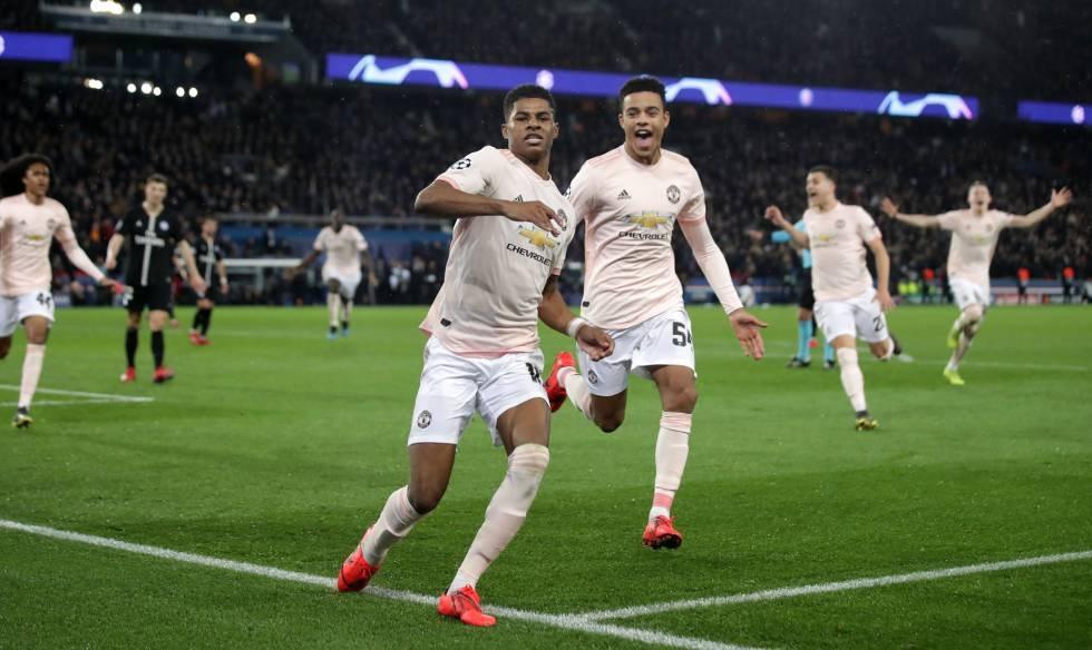 f3ffc9c408ca4 Surpreendente  United elimina PSG na França.