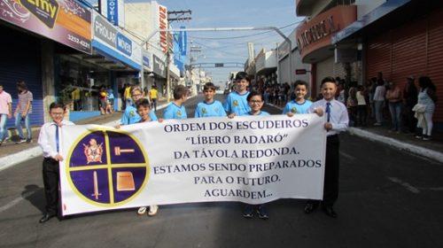 Formação ética:Loja Maçônica de Taquaritinga apoia Ordem dos Escudeiros