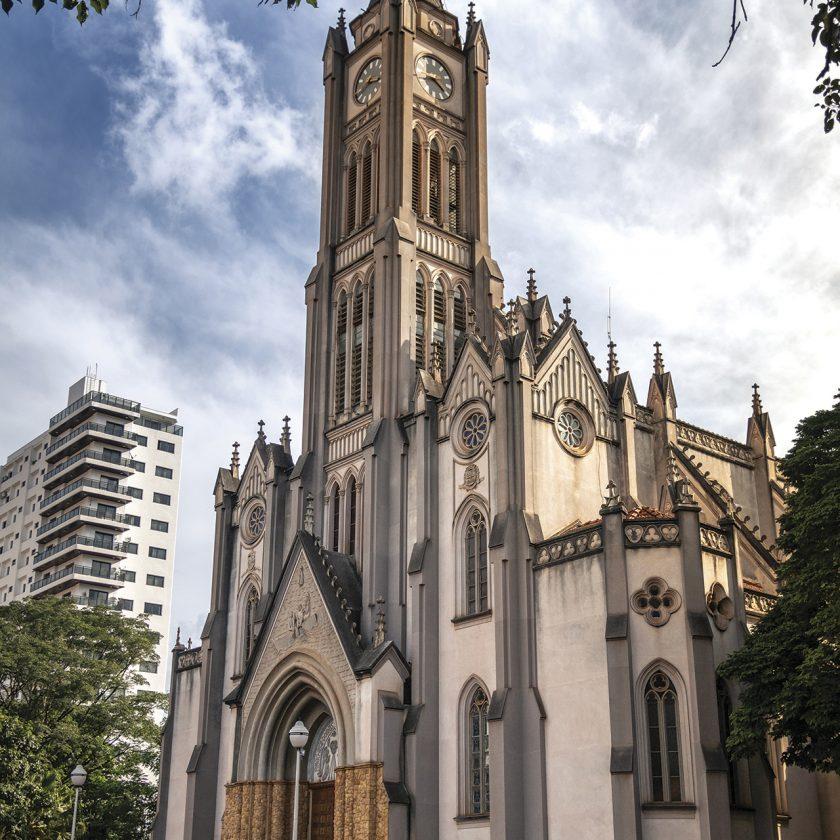 Agenda católica:Aniversário da Cidade terá Missa de Ação de Graças