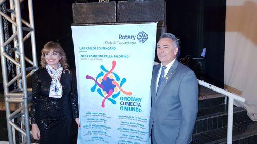 Gestão 2019/20:Rotary Club de Taquaritinga realiza transmissão de posse