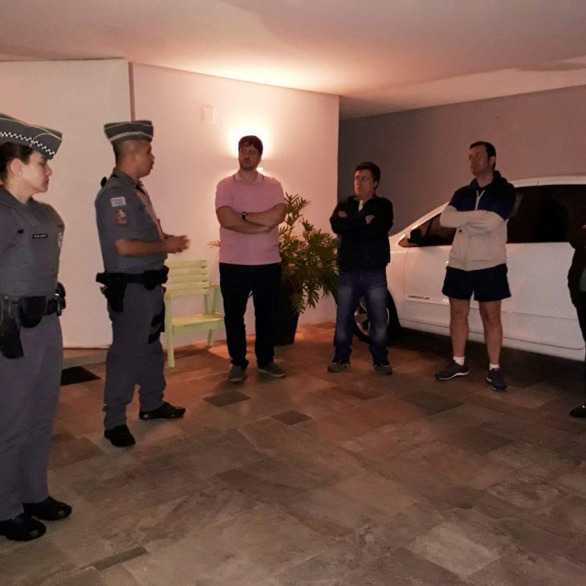 Segurança:Polícia Militar de Taquaritinga (SP) intensiva reuniões com membros do Programa Vizinhança Solidária