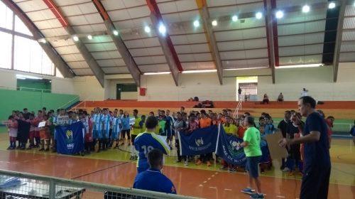 4ª Etapa - Futsal:Taquaritinga sedia o XVII Circuito Regional Especial de Esporte
