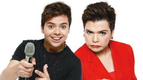 Show de humorista é interrompido e tem presença da PM após crítica a presidente Bolsonaro