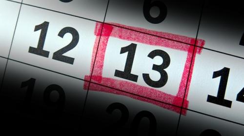 Sexta-feira 13:Você sabe como surgiu a superstição da data?