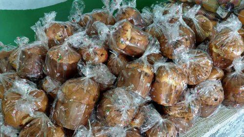 Chocotones continuam a ser entregues nas escolas e creches do município