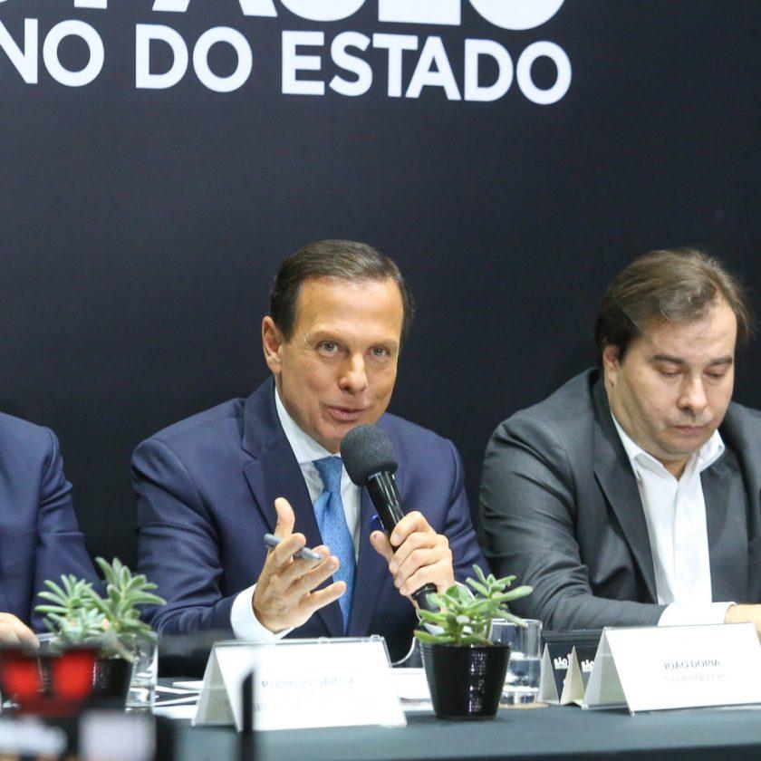 Governo de São Paulo apresenta proposta de reforma da previdência para servidores estaduais