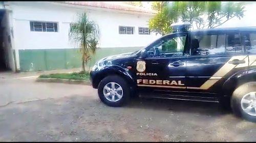 Operação Cadeia Alimentar II:Polícia Federal cumpre mandado de prisão e três de busca e apreensão em Taquaritinga (SP)