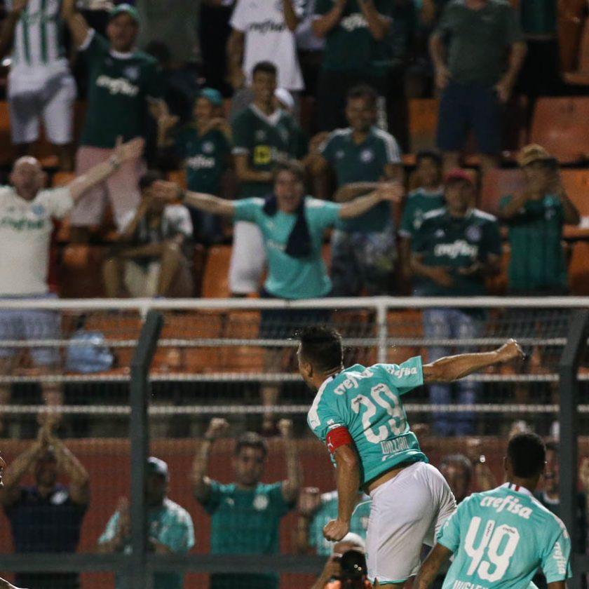 Com hat-trick de Willian, verdão goleia Oeste por 4 a 0 no Pacaembu pelo Paulista